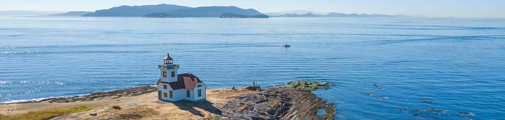 Lime Kiln Lighthouse, San Juan Island