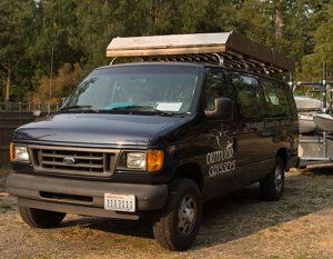 Outdoor Odysseys Van