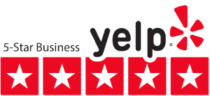 Yelp 5-Star Business reviews