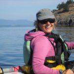 Sea Kayaking Guide Kaitlin Anderson