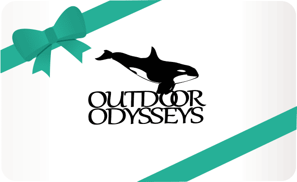Outdoor Odysseys Kayaking Gift Certificate