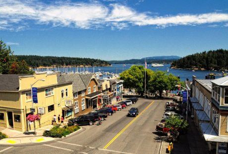 Visiting Friday Harbor