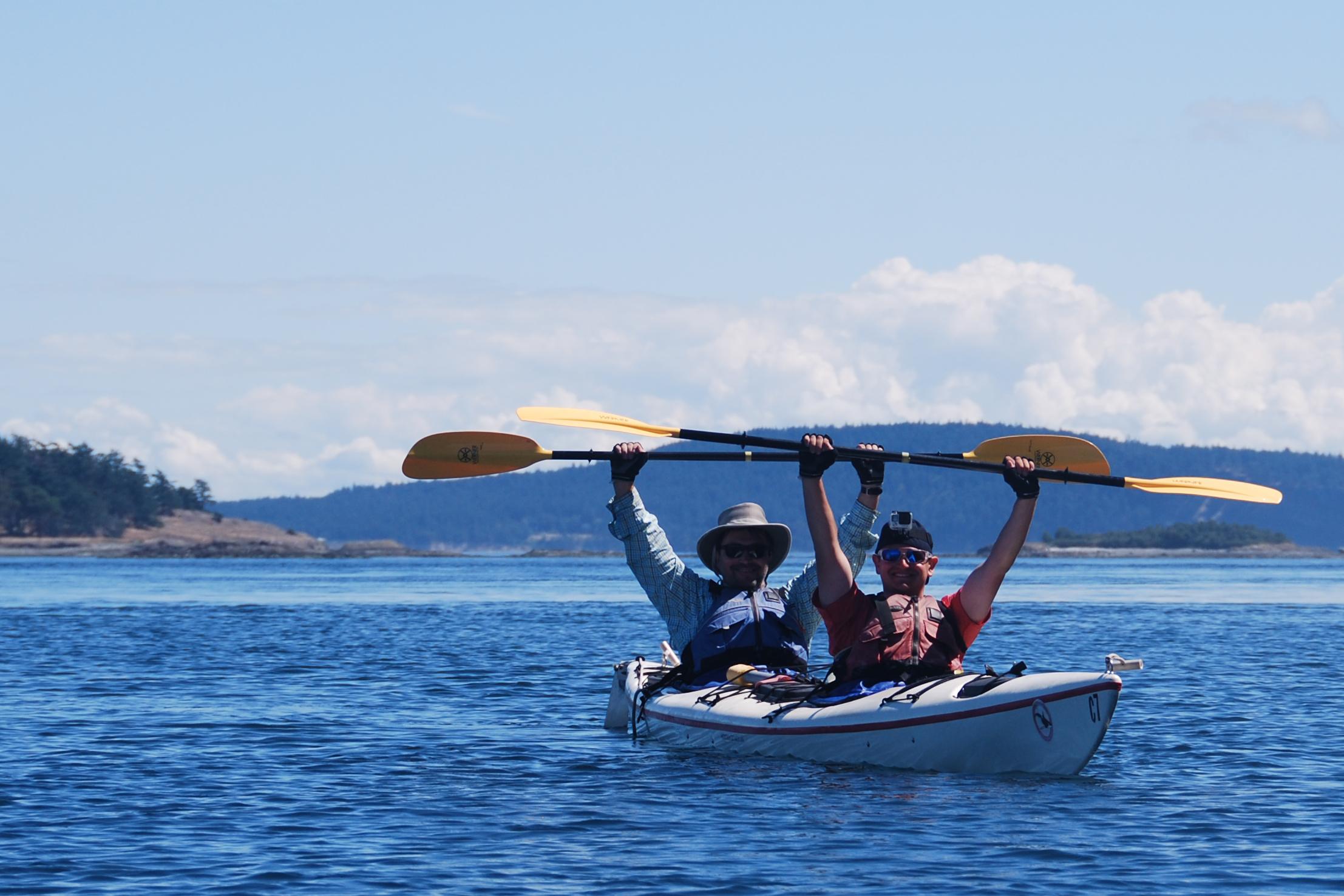 San Juan Island Kayak Tours