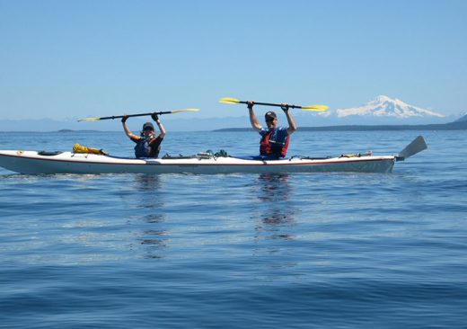 Kayakers with Outdoor Odysseys