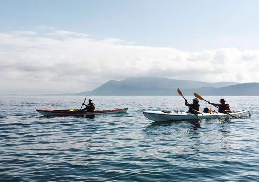 Outdoor Odyssey Kayakers